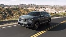 Weltpremiere des neuen Volkswagen SUV-Coupés Atlas Cross Sport