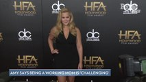 Amy Schumer Calls Returning to Work After Baby 'Empowering': 'You Get a Piece of Yourself Back'