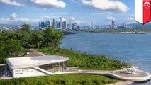 飛天小黃將成真?空中無人計程車在新加坡登場