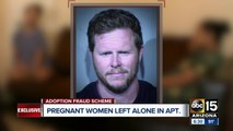 Pregnant women caught in middle of international adoption scandal