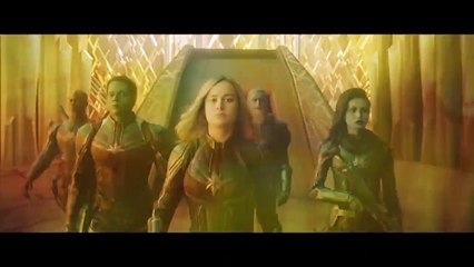 Captain Marvel Trailer #2 (2019) - Movieclips Trailers