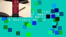 65 Successful Harvard Business School Application Essays, Second Edition: With Analysis by the