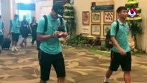 ĐT Việt Nam đã có mặt tại Bali, sẵn sàng cho trận đấu với ĐT Indonesia | VFF Channel