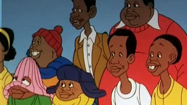 Fat Albert E093 (No Place Like Home)