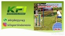 0813-8035-1143 Jual Badminton Net And Stand Balikpapan Termurah KFI Sport