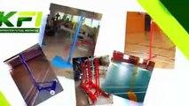 0813 8035 11443 (Tsel)  Distributor Tiang Badminton Portable : KFI SPORT