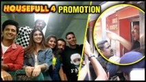 Akshay Kumar With HOUSEFULL 4 Cast Going BOMBAY To DELHI In Train | Promotions