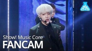 [예능연구소 직캠] UP10TION - Blue Rose (SUNYOUL), 업텐션 - Blue Rose (선율) @Show Music core 20181222