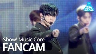 [예능연구소 직캠] UP10TION - Blue Rose (BITTO), 업텐션 - Blue Rose (비토) @Show Music core 20181222