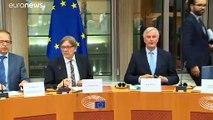 Brexit-Poker: Verhandlungen in Brüssel vor EU-Gipfel