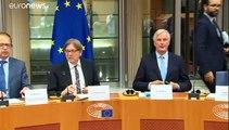 Début d'un sommet européen crucial pour le Brexit