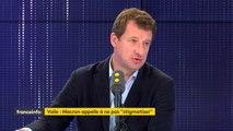 """""""Le président de la République a réaffirmé des digues mais il aurait dû éviter de fissurer la société dès le début"""", estime Yannick Jadot"""