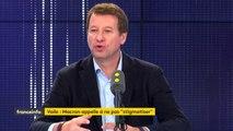 """Sur les SUV : """"A nous d'avoir des mesures beaucoup plus strictes"""", indique Yannick Jadot"""