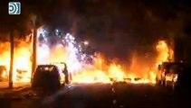 Arde Barcelona en la tercera noche de terrorismo callejero tras la sentencia del 1-O