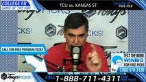 TCU Kansas St College Football Pick 10/19/2019