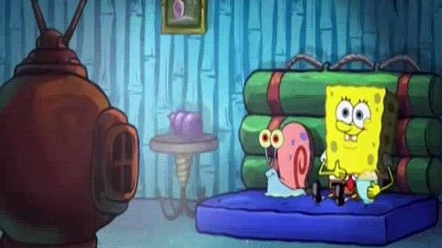 SpongeBob SquarePants Season 10 Episode 14 - Squid's Defense