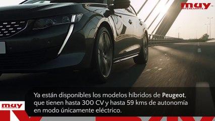 La gama Plug-In Hybrid Peugeot ya ha llegado a España