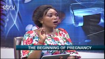 Things To Do When You Find Out You're Pregnant