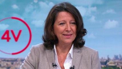 Agnès Buzyn - France 2 jeudi 17 octobre 2019