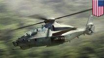 軍火之王推新型偵察直升機 Raider X有望成新一代霸主