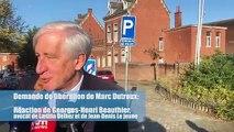 Demande de libération de Marc Dutroux: réaction de Georges-Henri Beauthier, avocat de Lætitia Delhez et de Jean-Denis Le jeune