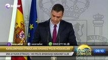 Kataloniyada etirazlara amansız polis müdaxiləsi