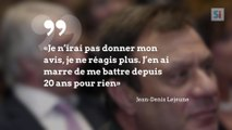 Demande de libération de Marc Dutroux : Jean-Denis Lejeune ne sera pas présent