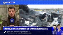 Les premières analyses biologiques des pompiers de l'incendie de Lubrizol sont anormales, faut-il s'inquiéter ?