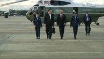 US-Vizepräsident Pence auf Nordsyrien-Vermittlermission