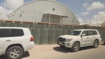 "La Zona Verde de Mogadiscio, una ""jaula de oro"" inexpugnable"