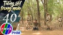 THVL | Tiếng sét trong mưa - Tập 40[3]: Hải bị Cai Tuất đánh vì cho rằng anh tìm cách bỏ trốn