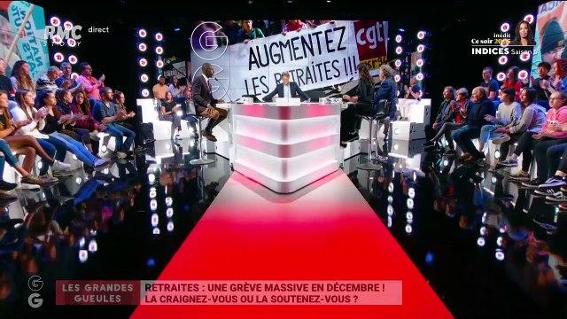 Les Grandes Gueules: débat, société, diversité - 17 octobre - Partie 2