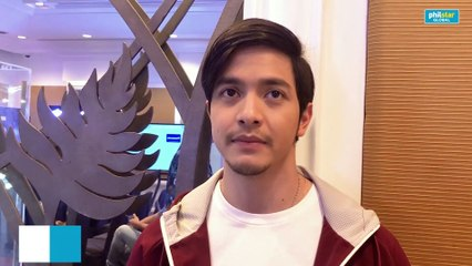 Alden Richards talks about his teleserye 'The Gift'