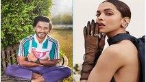 Ranveer Singh's comment on Deepika Padukone Insta post is hilarious