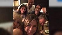 Jennifer Aniston breaks Instagram records with friends reunion photo