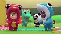 Learn The Opposite Song One Zeez Nursery Rhymes Children Music Karaoke