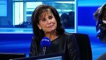"""Anne Sinclair : """"Éric Zemmour est un polémiste qui a le droit d'aller là où on l'invite"""""""