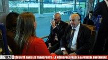 Sécurité dans les transports : la Métropole passe à la vitesse supérieure