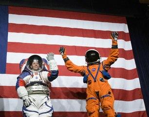 Nuevos trajes de la NASA