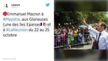 Emmanuel Macron se rendra du 22 au 25 octobre à Mayotte, à La Réunion et dans les îles Eparses