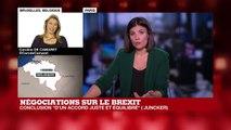 """Négociations sur le BREXIT : Conclusion d'un """"accord juste et équilibré"""""""