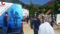 Jandarmanın derin dalış eğitiminde 4 personel rahatsızlandı