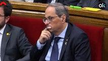 Iceta pide la dimisión de Torra una semana después de no apoyar la moción de censura contra él