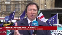 """Négociations sur le BREXIT : """"Boris Johnson doit désormais réussir l'impossible"""""""