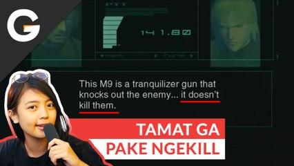7 Game yang Bisa Diselesaikan Tanpa Harus Membunuh Satu Orang Pun