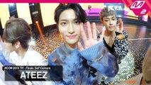 [KCON2019TH x M2] ATEEZ(에이티즈) 엔딩셀프캠
