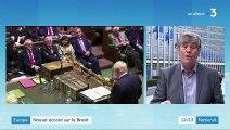 Europe : l'Union européenne et le Royaume-Uni parviennent à un accord sur le Brexit