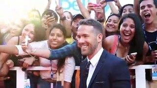 Celebrity Closeup: Ryan Reynolds