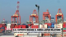 IMF and U.S. experts say Japan's export curbs on S. Korea could have negative effect on world economy
