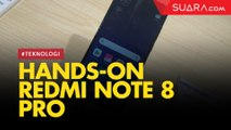 Hands-on Redmi Note 8 Series yang Pro Punya kamera 64 MP